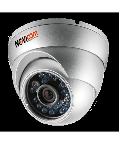 AC12W - купольная уличная AHD видеокамера 1 Мп