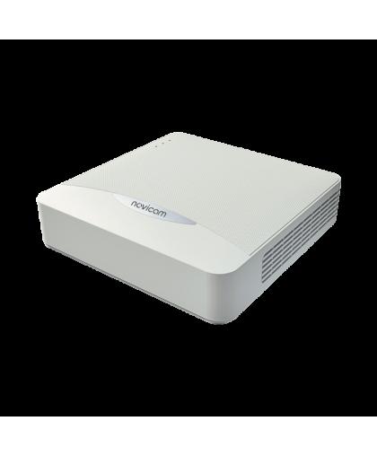 NR1604 - 4 канальный IP видеорегистратор c PoE