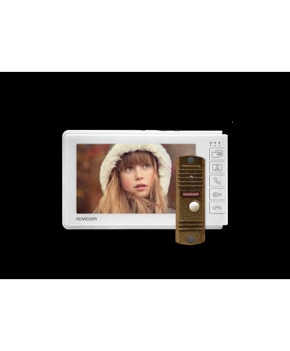 """SMILE 7 KIT - комплект из 7"""" монитора и вызывной панели"""