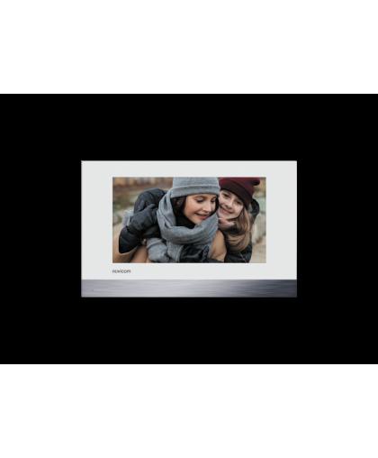 """FREEDOM 10 HD - 10.1"""" сенсорный монитор HD домофона с записью"""