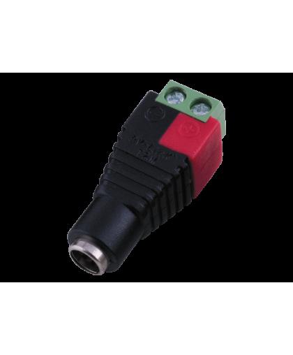 PV-T2M - коннектор DC Male для подключения питания