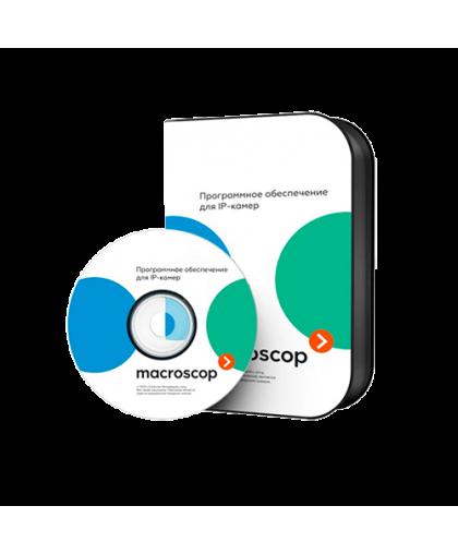 Macroscop LS - лицензия для программного обеспечения