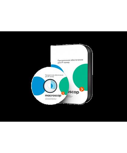 Macroscop ST - лицензия для программного обеспечения