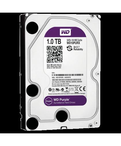 WD10PURX - жесткий диск для систем видеонаблюдения